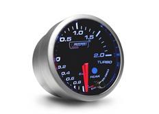 PROSPORT PREMIUM přídavný ukazatel tlaku turba elektronický -1 až 2bar