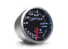 PROSPORT PREMIUM přídavný ukazatel tlaku turba elektronický 0 až 3bar