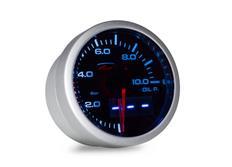 Přídavný ukazatel tlaku oleje Depo Racing Dual View