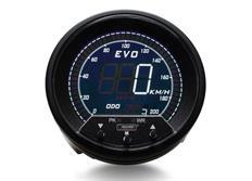 PROSPORT EVO přídavný 85 mm rychloměr/tachometr s možností měření pomocí GPS
