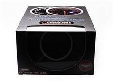 PROSPORT Smoke Lens přídavný ukazatel tlaku paliva 0-7bar s kouřovým překrytím