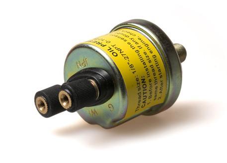 PROSPORT snímač tlaku oleje pro sérii Smoke, EVO a Clear lens