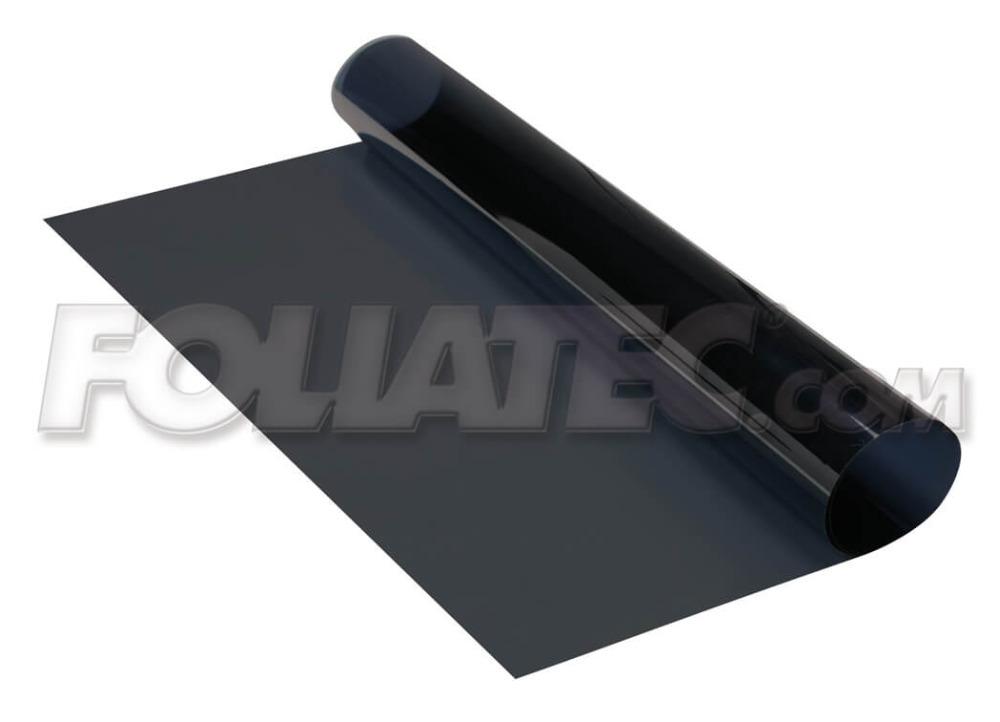 Protitepelná fólie Foliatec - Blacknight Reflex Superdark 76 x 300 cm