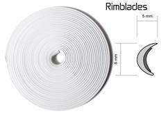 Rimblades - ochranný profil na alu kola bílý