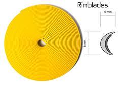 Rimblades - ochranný profil na alu kola žlutý