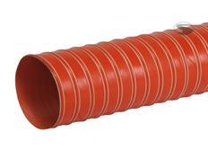 Sandtler hadice pro přívod vzduchu Flexi-Sil 2, průměr 83mm