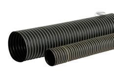 Sandtler flexibilní hadice pro přívod vzduchu N1 černá, průměr 70 mm