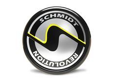 Středová poklička Schmidt s černým rámečkem a plochým středem