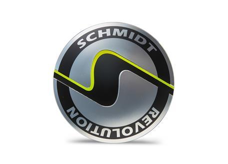 Středová poklička Schmidt 60 mm pro kola Space a Gambit