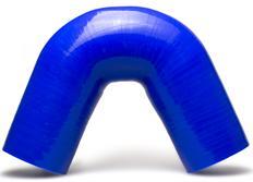 Silikonové koleno 135 stupňů s vnitřním průměrem 51 mm