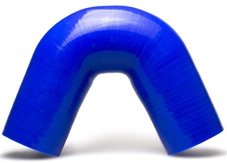 Silikonové koleno 135 stupňů s vnitřním průměrem 54 mm