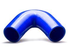 Silikonové koleno 135 stupňů s vnitřním průměrem 60 mm