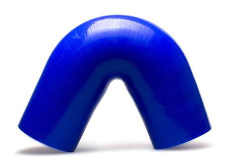 Silikonové koleno 135 stupňů s vnitřním průměrem 70 mm