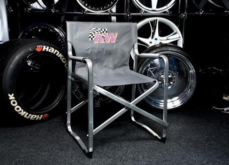 Skládací alu židle KW