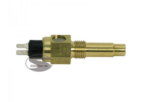 Snímač VDO pro měření teploty oleje se standardní délkou, se závitem M14x1,5 s varovným kontaktem při dosažení 130st.C