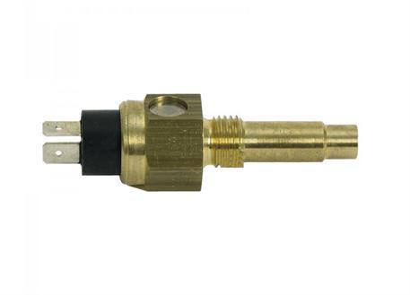 Snímač VDO pro měření teploty vody se závitem M14x1,5 s varovným kontaktem při dosažení 105st.C