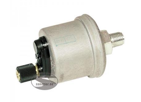 Snímač VDO pro měření tlaku oleje se závitem M10x1,0 bez varovného kontaktu pro budíky s rozsahem 0-5bar