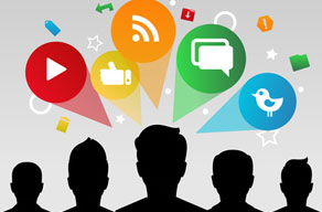 Média a sociální sítě