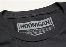 ST Suspensions & Hoonigan pánské triko černé