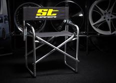 ST Suspensions skládací hliníková židlička
