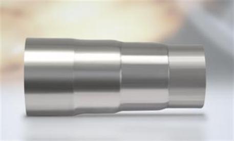 Powersprint 4-stupňová redukční trubice, průměr 89 > 76 > 70 > 65 mm