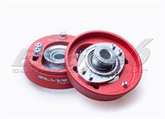 Nastavitelné horní uložení Silver Project pro VW Golf 2/3 v červeném provedení