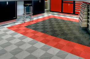 Swisstrax modulární podlahy