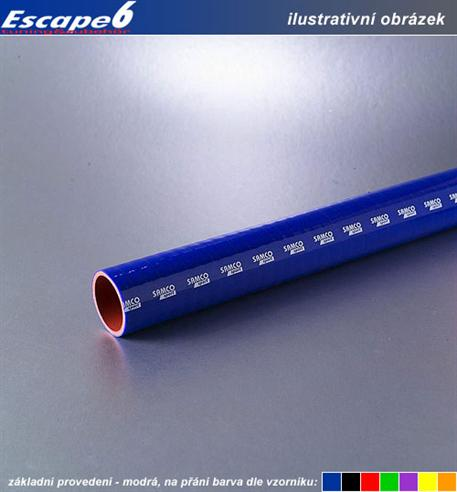 Silikonová vysoce teplotně odolná hadice Samco 102mm