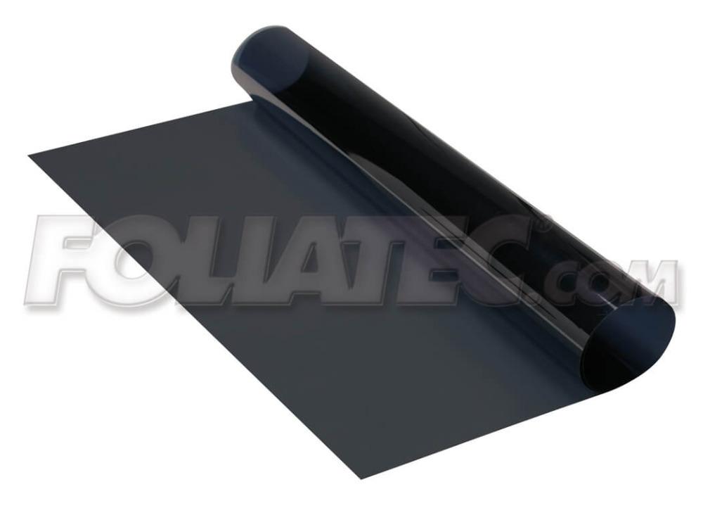 Tónovací fólie na okna Foliatec - Blacknight Superdark 76 x 300 cm