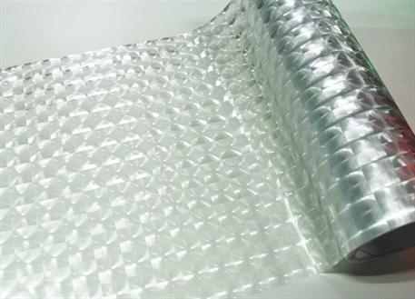 Transparentní fólie čirá - s efektem rybího oka