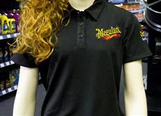 Meguiar's - originální dámské tričko s límečkem