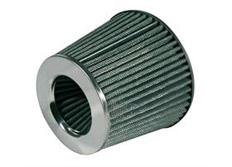 Univerzální vzduchový filtr Steam Air stříbrný