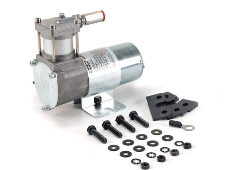 VIAIR vzduchový kompresor 98C Chrom, max. tlak 8,9 bar (130 PSI) /43,5 litrů/min