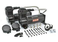 Dual Pack balení vzduchových kompresorů VIAIR 444C Stealth Black