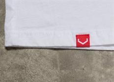 Vossen pánské triko Outline bílé