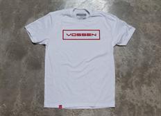 Vossen pánské triko 'Outline' bílé