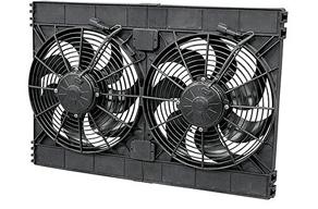 Vysokovýkonné ventilátory Spal