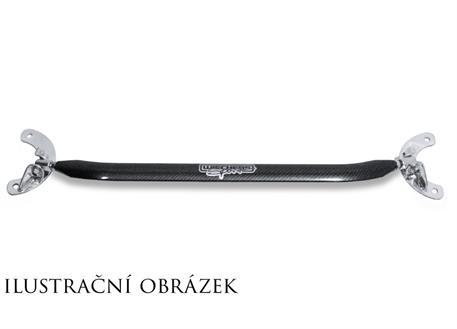 Wiechers přední horní alu rozpěrná tyč Racingline Carbon look pro Opel Astra H / TwinTop 1.6T