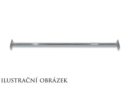 Wiechers zadní alu rozpěrná tyč Racingline pro Opel Calibra/Vectra A 1.6-2.0 16V/Turbo