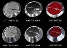 Work Wheels středová poklička pro kola série EMOTION, různé barvy a typy