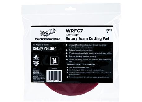 Meguiar's Soft Buff Rotary Foam Cutting Disc 7