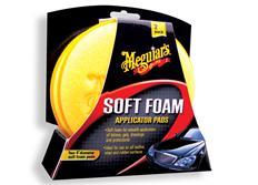 Meguiar's Soft Foam Applicator Pads - pěnové aplikátory (2 kusy)
