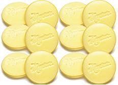 Meguiar's Soft Foam Applicator Pads - pěnové aplikátory (12 kusů)