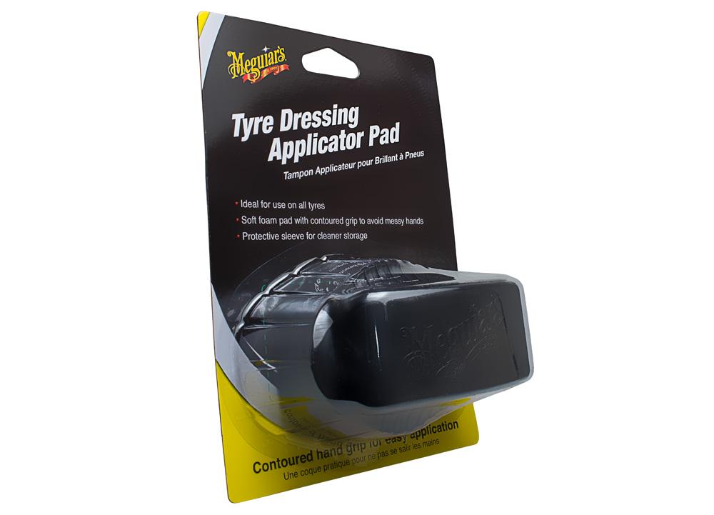 Meguiar's Tyre Dressing Applicator Pad - aplikátor lesku na pneumatiky