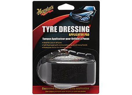 Meguiar's Tyre Dressing Applicator Pad - aplikátor lesku pro pneumatiky