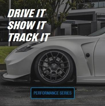 Drive It, Show It, Track It!