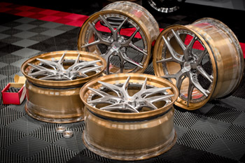 Audi RS6 nově na kolech Vossen S21-01
