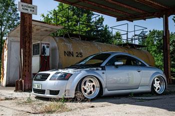 Petr's Audi TT
