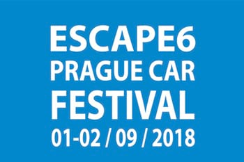 Escape6 Prague Car Festival 2018