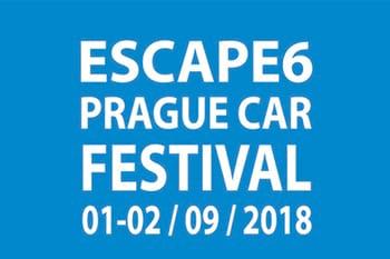 Escape6 Prague Car Festival 2018